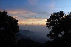 Небо утра Стоковые Изображения RF