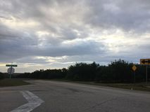Небо Флориды стоковая фотография rf