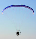 небо человека Стоковые Фотографии RF