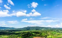 Небо широко открыто стоковая фотография rf