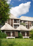 Небольшие дома в гостинице в Pai Стоковая Фотография RF