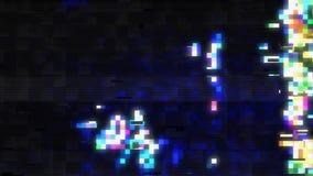 Небольшое затруднение данных течь видео- пролом вниз с 11018 Стоковая Фотография