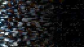 Небольшое затруднение данных течь искажение 11016 данных Стоковая Фотография