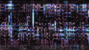 Небольшое затруднение данных течь неисправность 11019 данных Стоковые Фотографии RF
