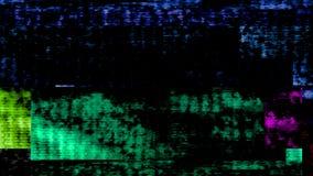 Небольшое затруднение данных течь неисправность 11024 данных Стоковые Фото