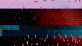 Небольшое затруднение данных течь неисправность 11027 данных Стоковые Фото
