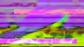 Небольшое затруднение данных течь неисправность 11029 данных Стоковые Фото