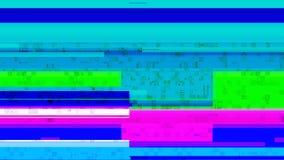 Небольшое затруднение данных течь неисправность 11043 данных Стоковое фото RF