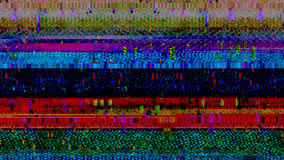 Небольшое затруднение данных течь неисправность 11047 данных Стоковые Изображения RF
