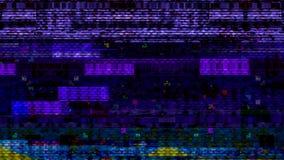 Небольшое затруднение данных течь неисправность 11045 данных Стоковое Фото
