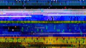Небольшое затруднение данных течь неисправность 11048 данных Стоковое Фото