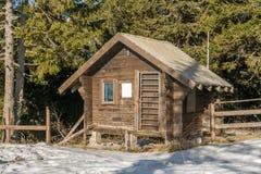 Небольшой дом Стоковая Фотография RF