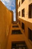 небо ямы Стоковая Фотография RF