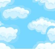небо 01 Стоковая Фотография