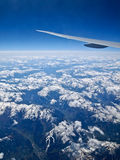 небо 2 alps Стоковое фото RF