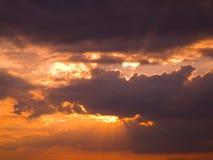 небо 3 Стоковое Изображение RF