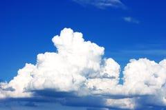 небо 3D стоковая фотография rf