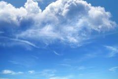 небо Стоковое Изображение