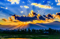 Небо Стоковые Изображения