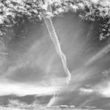 Небо 198 Стоковое Фото