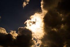 1 небо Стоковые Фотографии RF