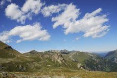 небо alps Стоковые Фотографии RF