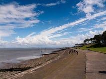 Небо Cumbria стоковая фотография rf