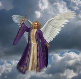 небо micheal archangel Стоковая Фотография RF