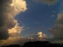 небо mystry Стоковые Фото