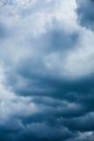 небо overcast Стоковая Фотография