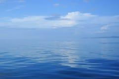 Небо Sea& стоковое изображение