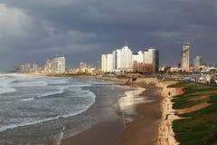 Небо Thundercloud закрытое Стоковые Фото