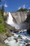 Невада падает в национальный парк Yosemite Стоковые Изображения RF