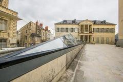 Невер, Бургундия, Франция стоковая фотография rf