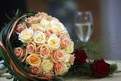 невеста букета Стоковое Изображение