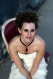 невеста готская Стоковая Фотография