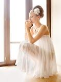 невеста заботливая Стоковые Изображения RF
