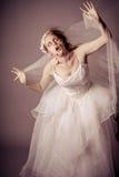 Невеста зомби Стоковое фото RF