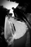 Невеста и groom Стоковые Изображения RF