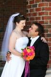 Невеста и Groom Стоковое Фото