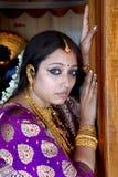 Невеста Керала стоковые изображения