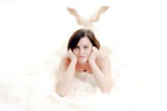 невеста милая Стоковое Фото