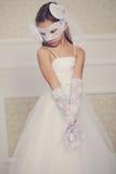 невеста немногая Стоковое фото RF