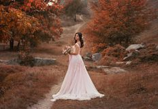 невеста счастливая Стоковые Фотографии RF
