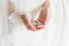 Невеста с друзьями Стоковое Изображение