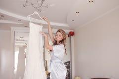 Невеста утра Стоковое Фото