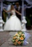 невеста цветет славный s стоковые изображения rf
