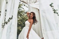 невеста чувственная Стоковое Фото
