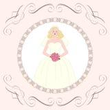 невеста бесплатная иллюстрация