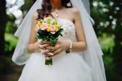 Невеста Стоковая Фотография